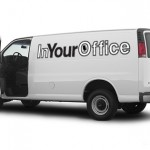 van for moving office furniture
