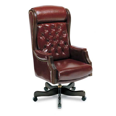 Distinction Leather HB Chair . . . when you've earned the right.  C-Level specials are available now.!  Call me directly @214 682-0592