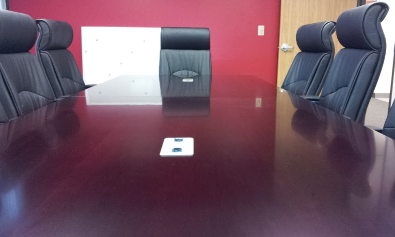 InYourOffice creates Executive Conference Rooms . . .